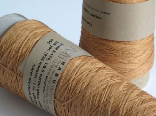 Habu Cotton gima - Old gold